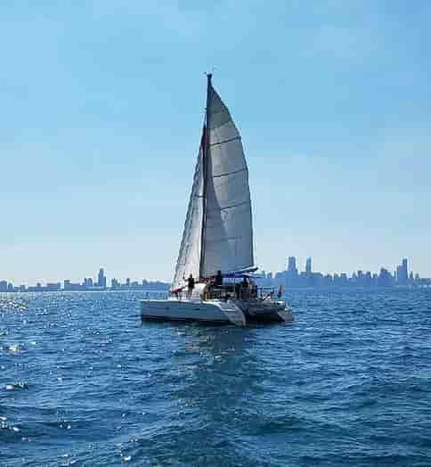 Catamaran Chicago 2