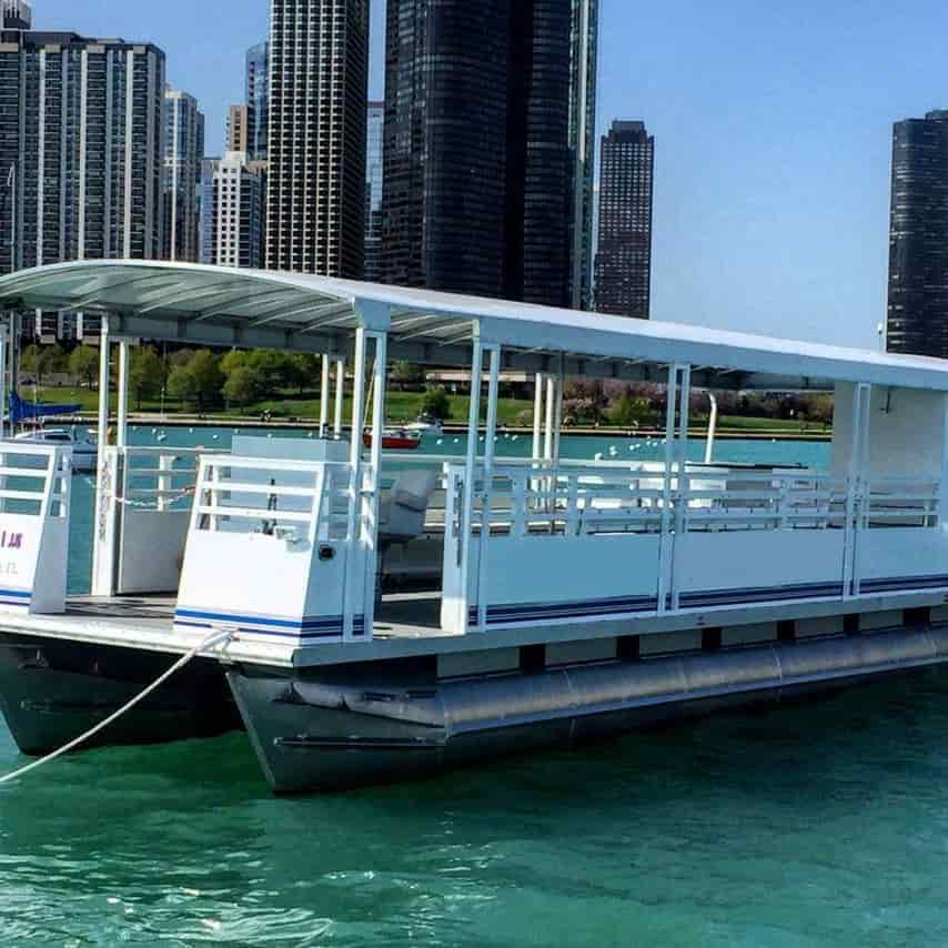 Partyboat Chicago