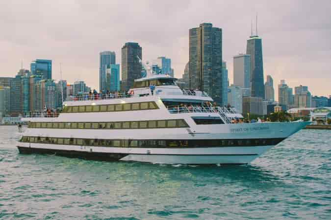 Party Boat Chicago 3