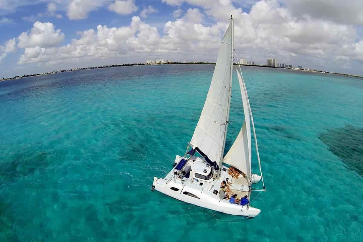 Catamaran Cancún