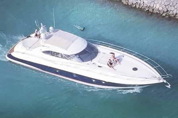 Yacht Cancún