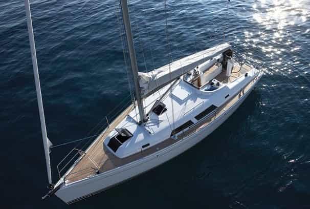 Sailboat St Tropez