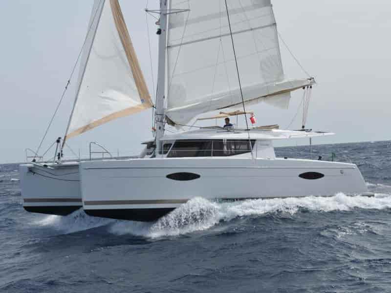 Catamaran Saint Tropez