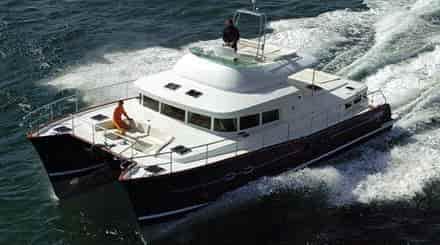Catamaran St Tropez