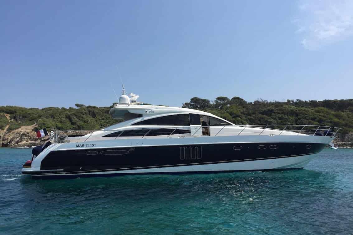 Yacht St Tropez 2