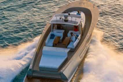 Motorboat Saint Tropez