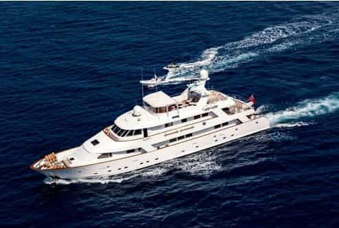 Yacht St Tropez 3