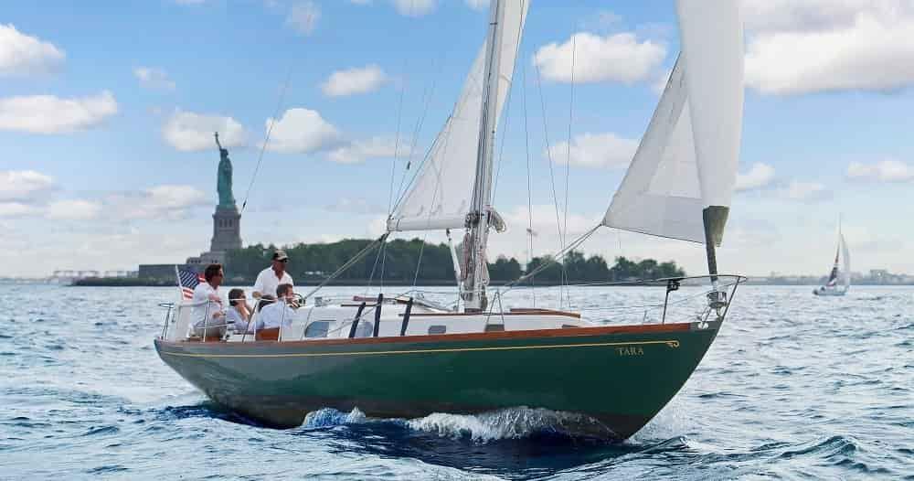 Sailboat New York 1