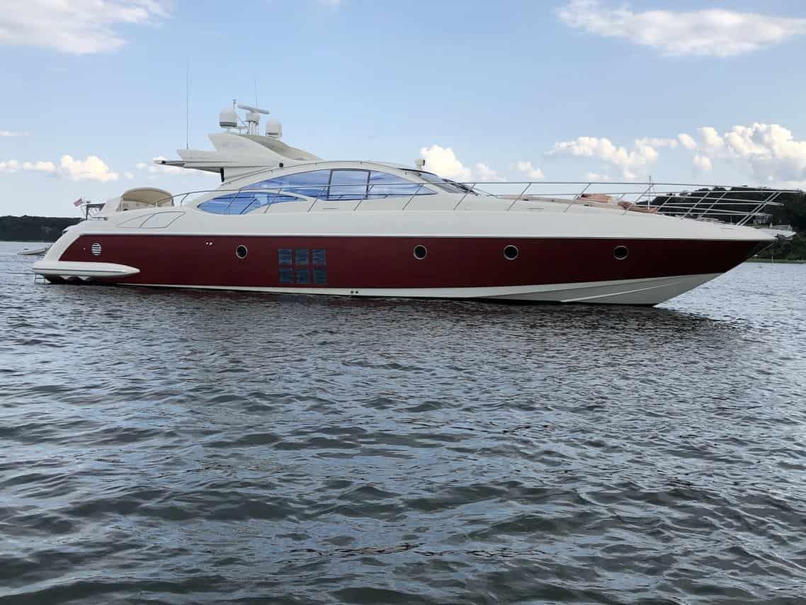 Yacht  New York