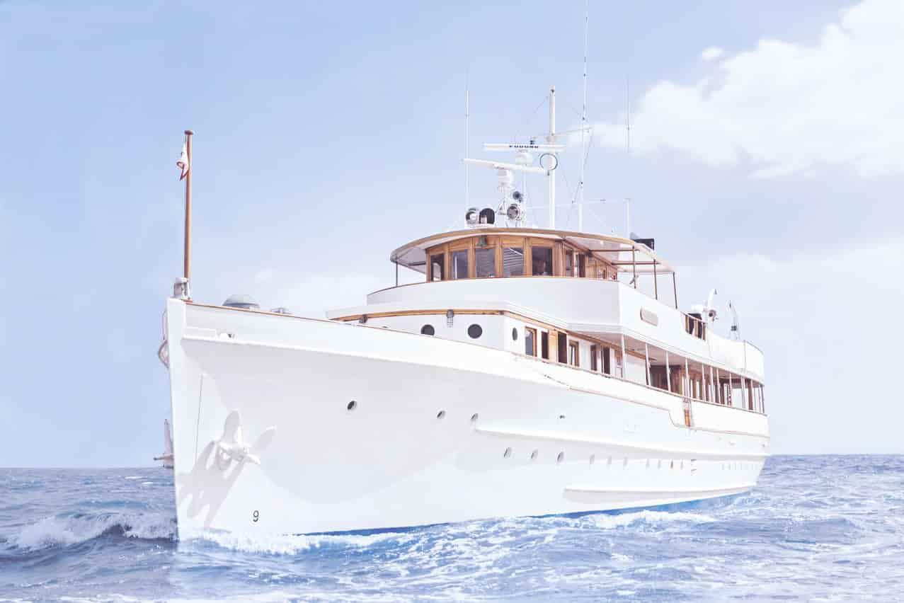 Motor Yacht New York