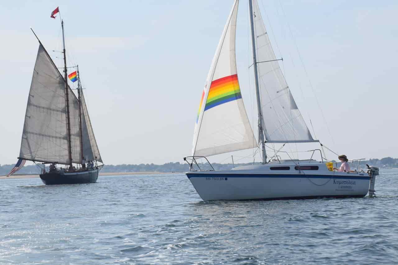 Sailboat Cape Cod