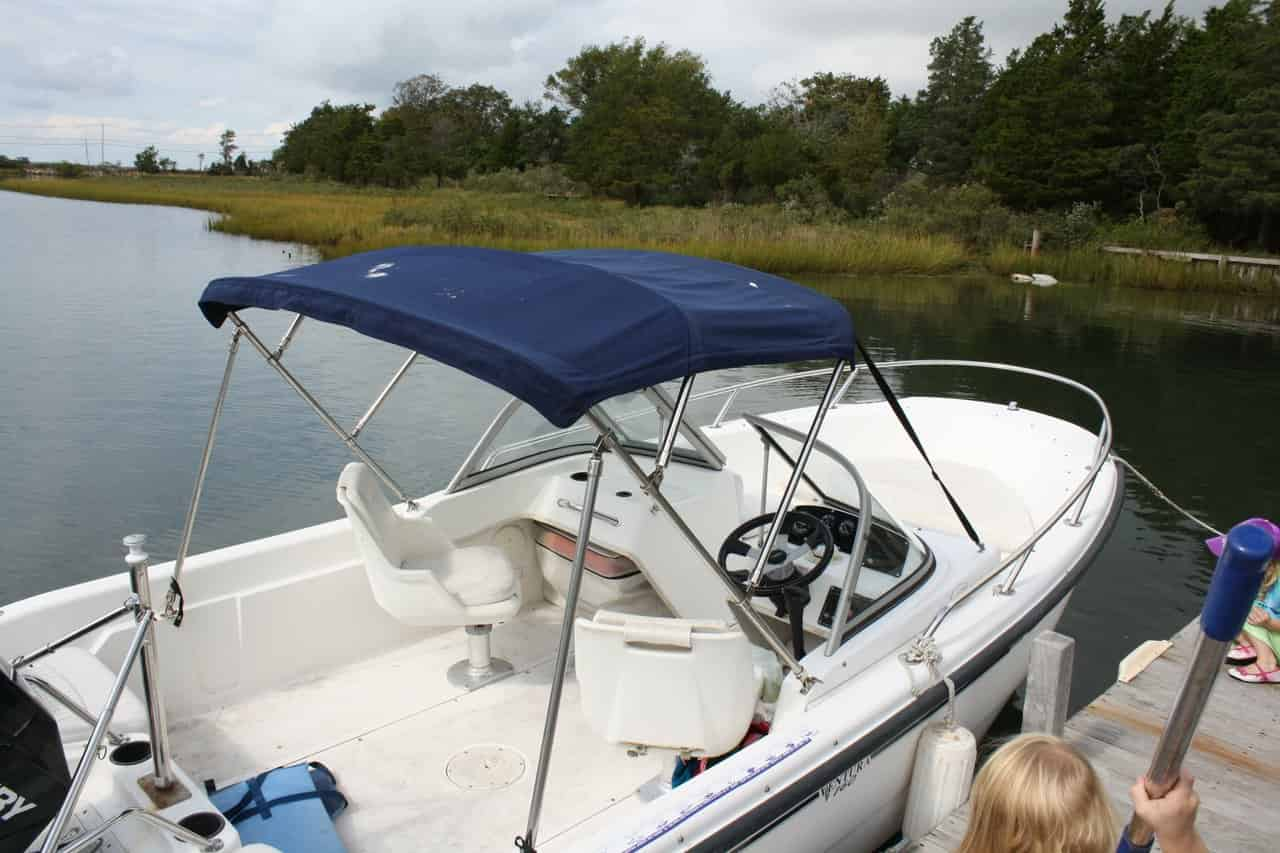 Motorboat Cape Cod 2