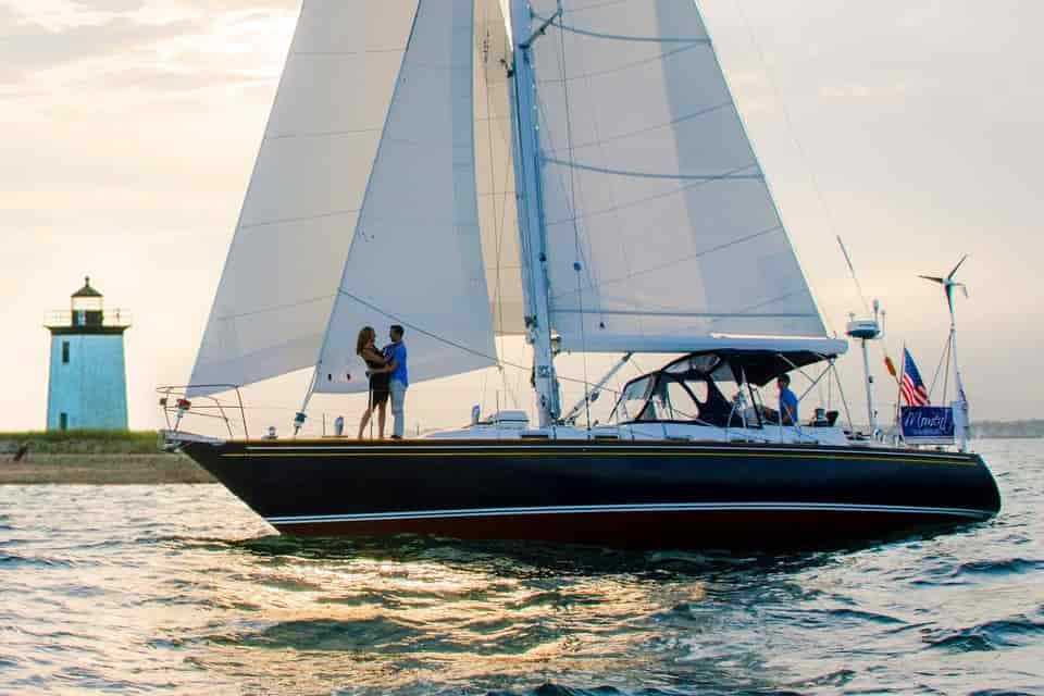 Sailboat Cape Cod  1