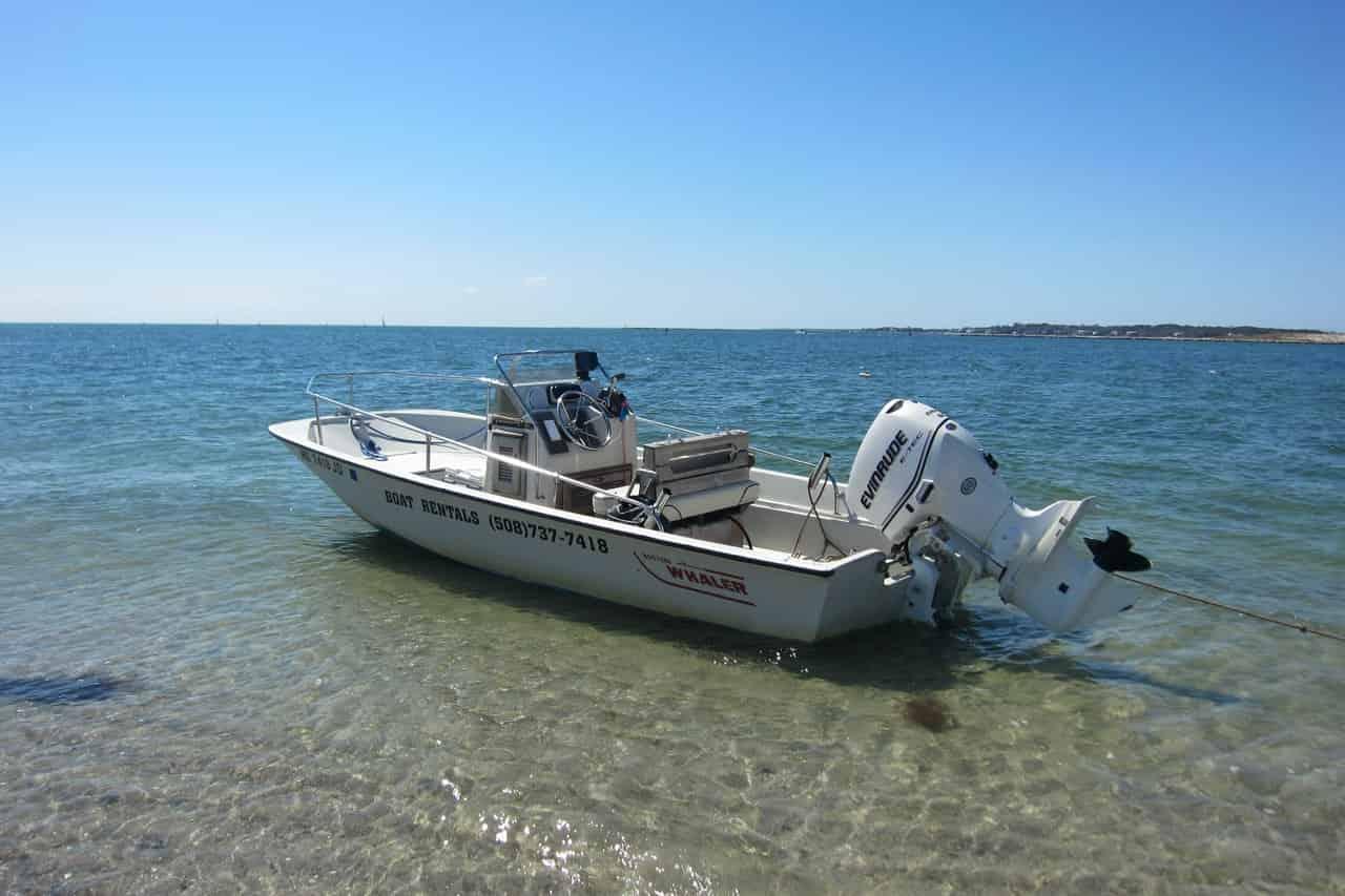 Speed Boat Cape Cod