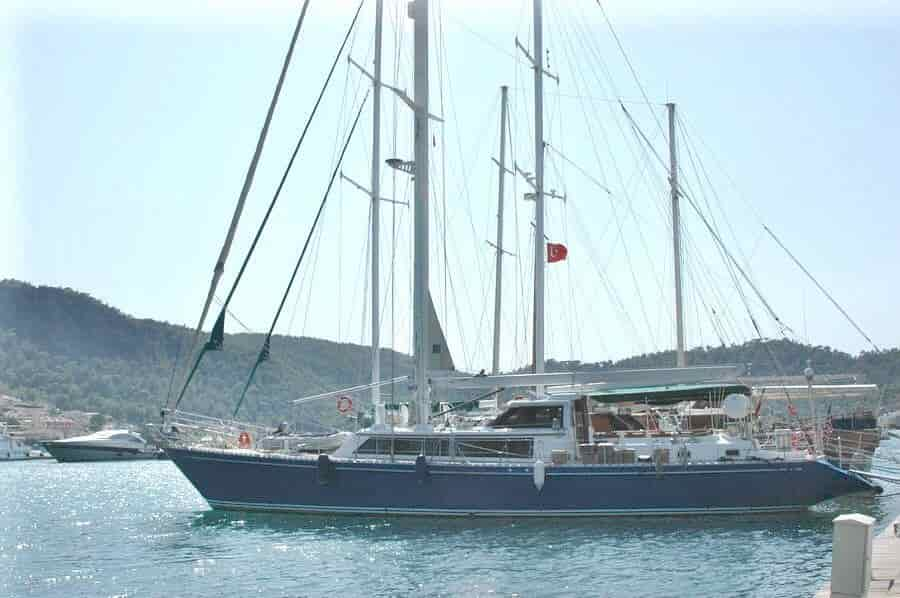 Sailboat Puerto Rico