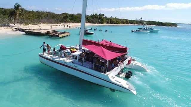 Catamaran Puerto Rico 1