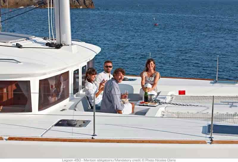 Catamaran Puerto RIco 3