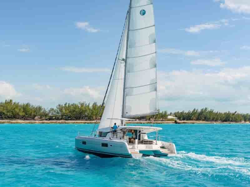 Catamaran Puerto Rico 6