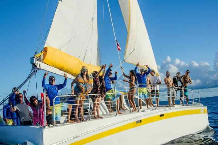 Party Boat Puerto Rico 2