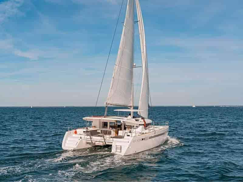 Catamaran Puerto Rico 7