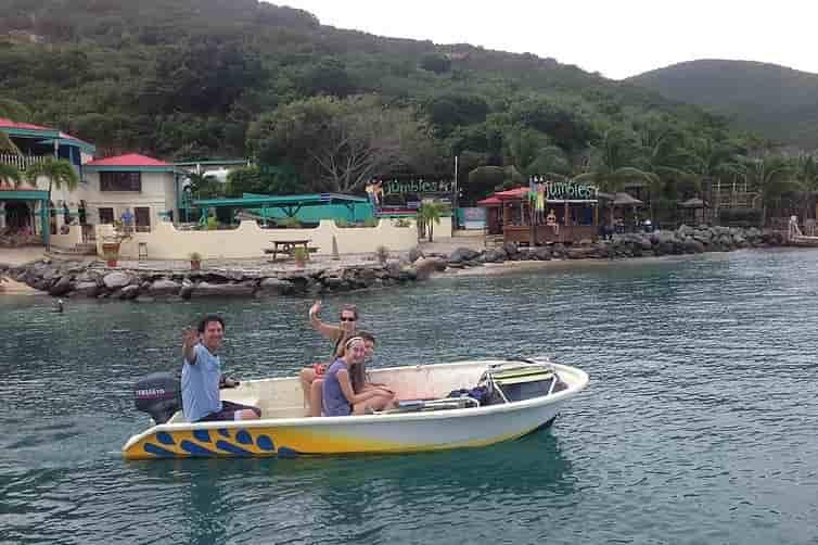 BVI boat rentals