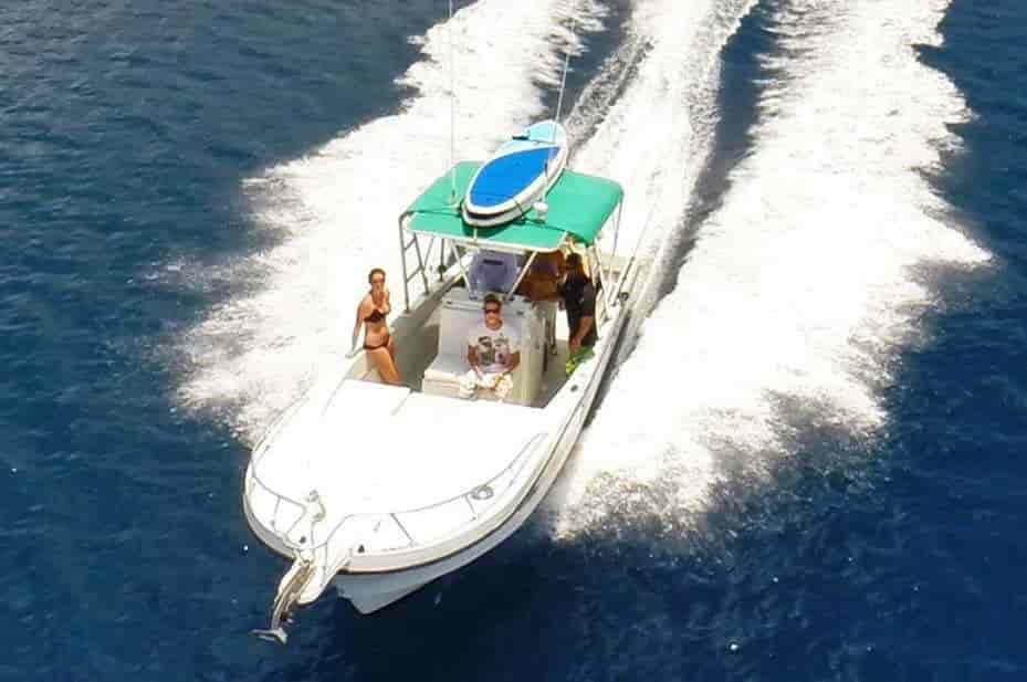 Powerboat BVI