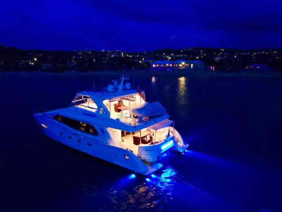 Yacht British Virgin Islands