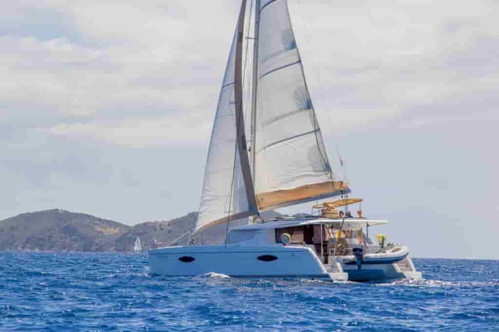 Sailing Boat BVI