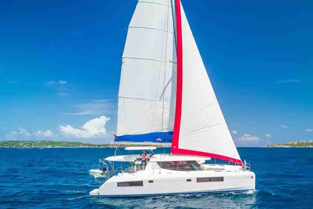 Sailboat BVI 3