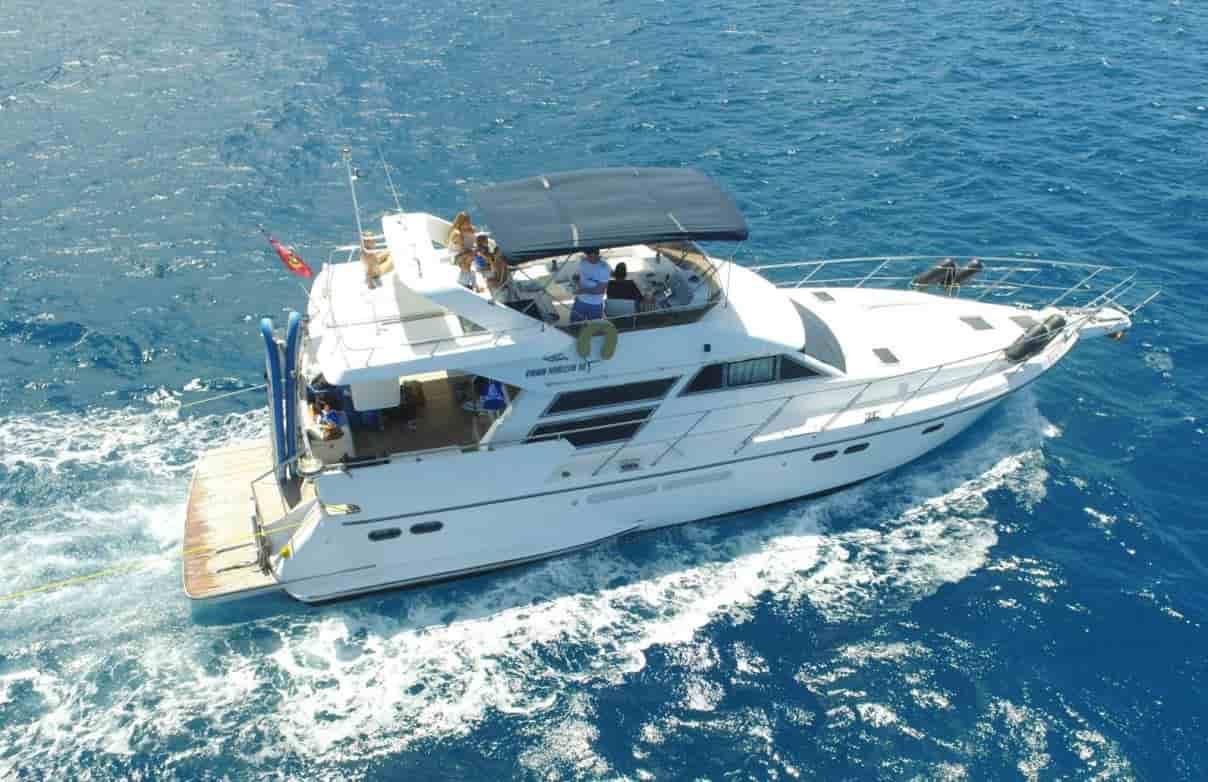Yacht BVI 3