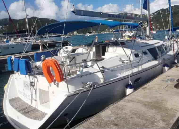 Sailboat BVI 6