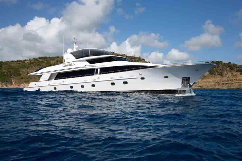 Yacht BVI 7