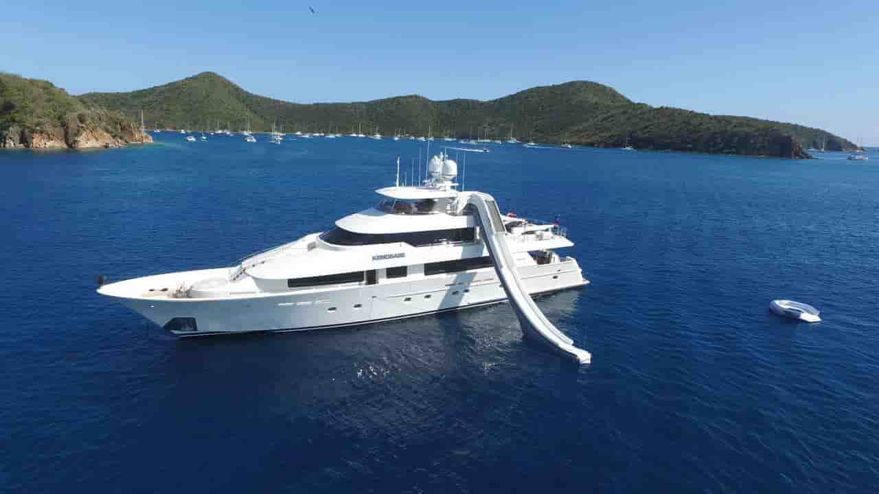 Super Yacht BVI 6