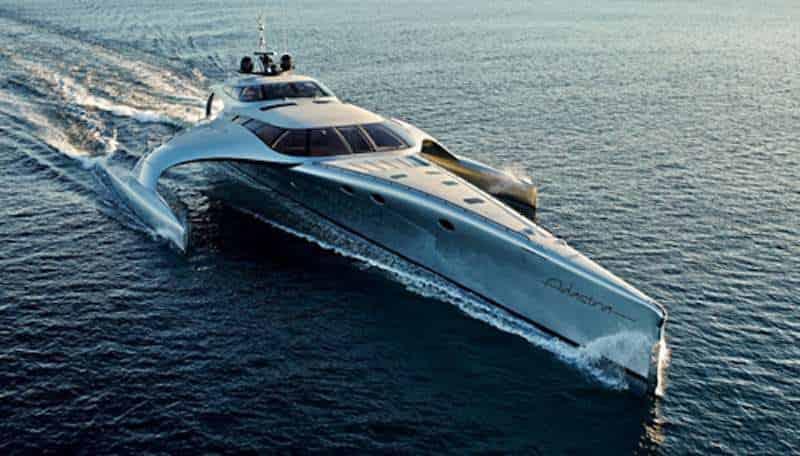 Luxury Yacht BVI
