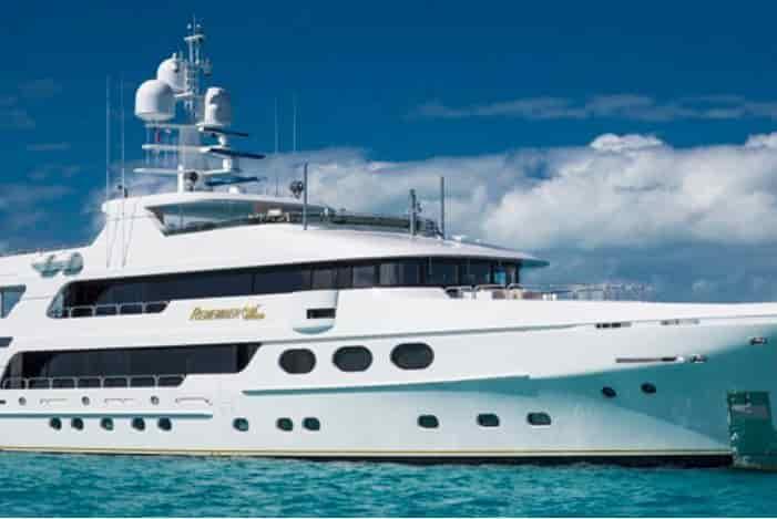 Yacht BVI 10