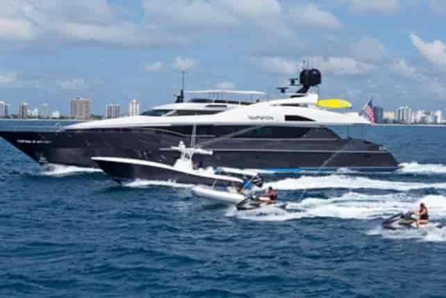 Motor Yacht BVI