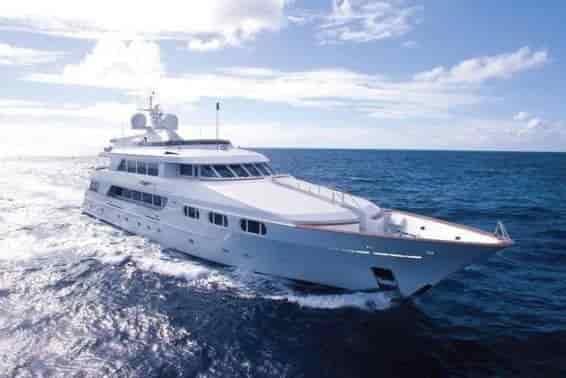 Super Yacht British Virgin Islands