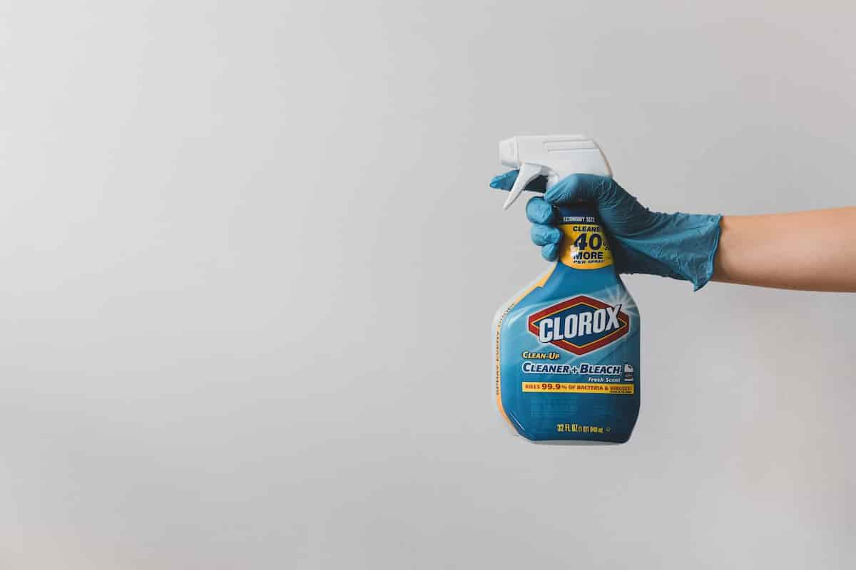 boat vinyl cleaning product