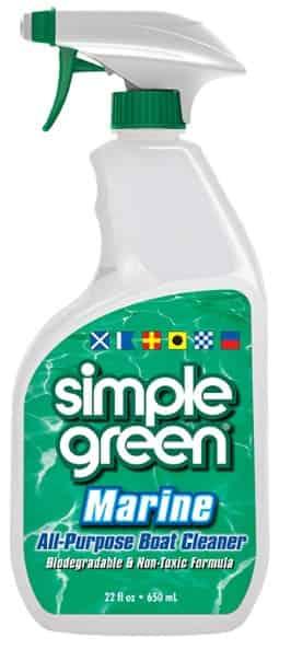 simple green marine deck cleaner