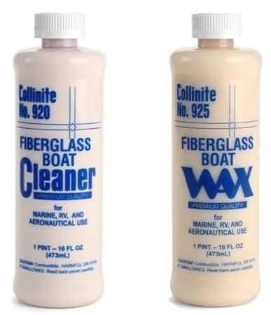 Collinite Fiberglass Boat Cleaner