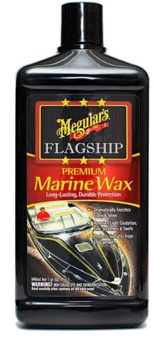 meguiars marine wax