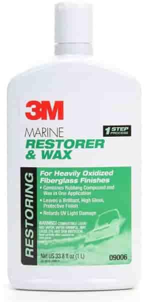 3m marine wax