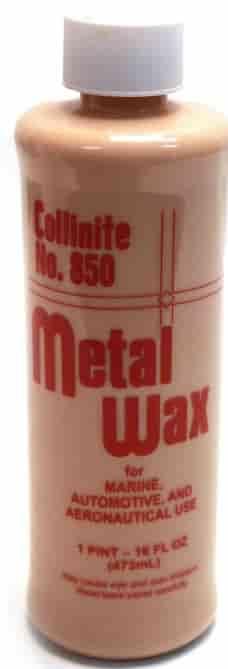 Collinite Metal Wax