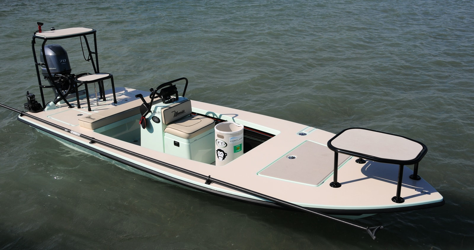 types of maverick boats