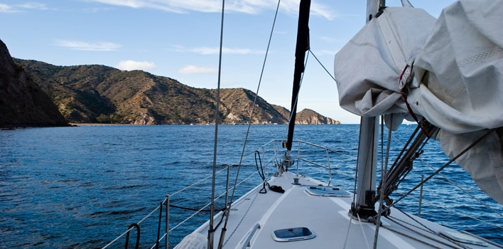 best sailing places