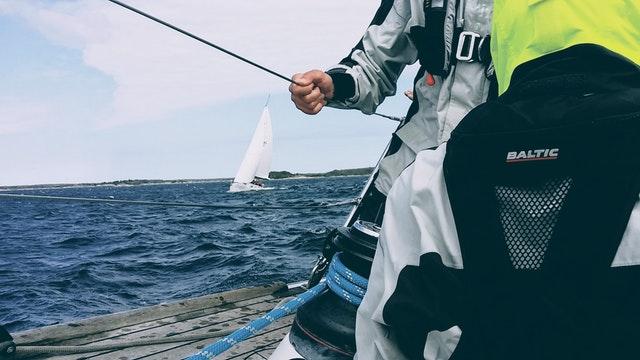 sailboat racing equipment