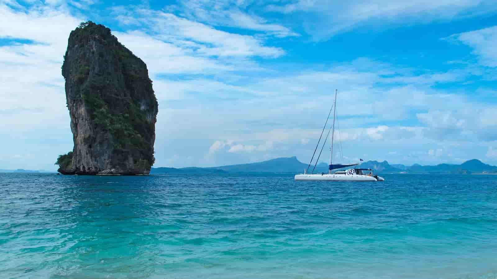 sailing thailand