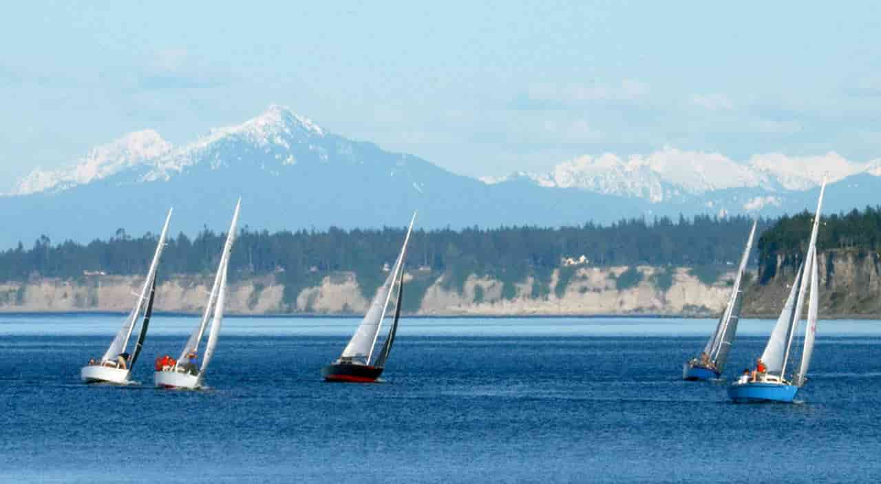 sailing port townsend