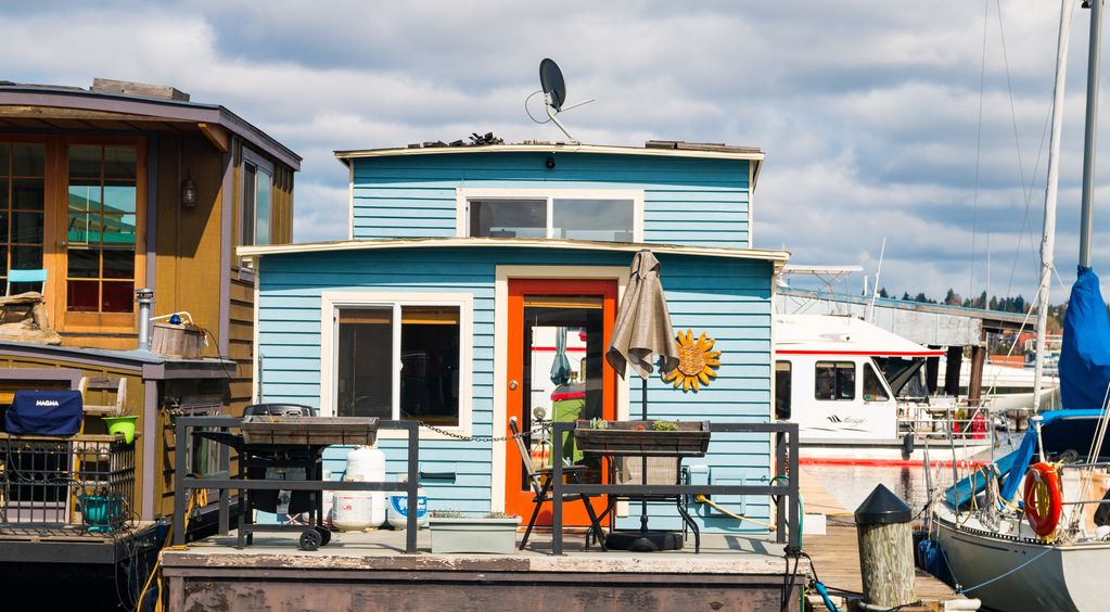 Highest Rated Houseboat Rentals In Seattle Deepsailing