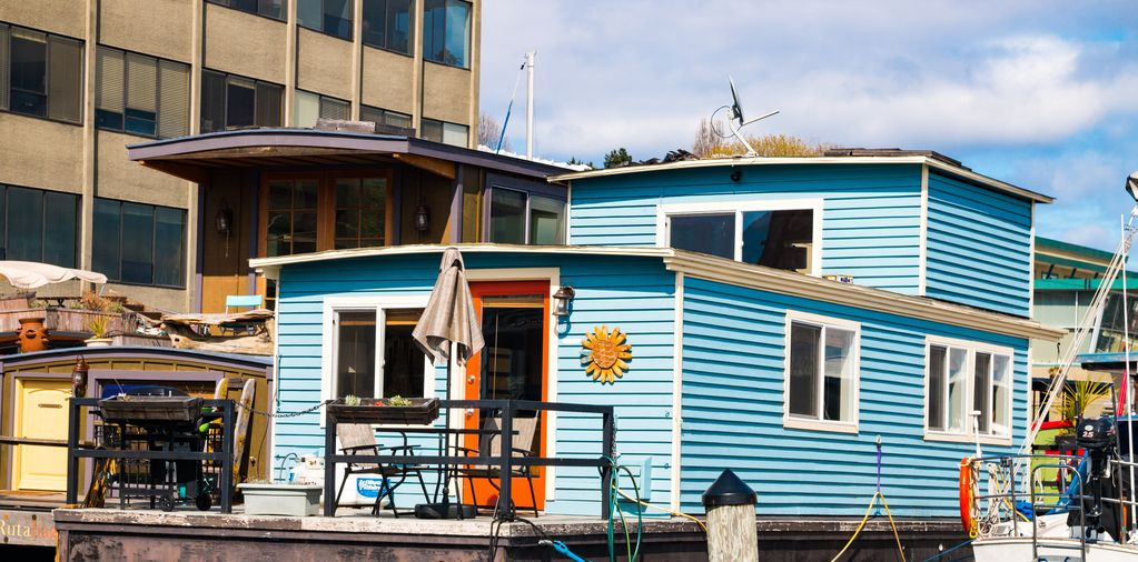 houseboat rental in seattle